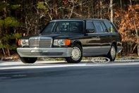 Mercedes 560 TEL by Caro