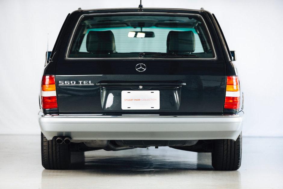 Mercedes 560 TEL de vanzare