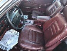 Mercedes 560SEC cu 307000 mile