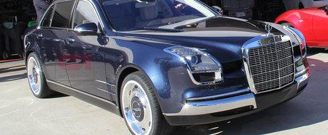 Mercedes 600 Royale. Sau cum sa-ti bati joc de un S-Class de ultima generatie.