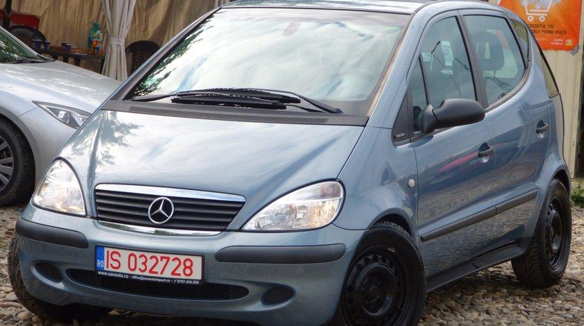 Mercedes A 140 1.4 2002