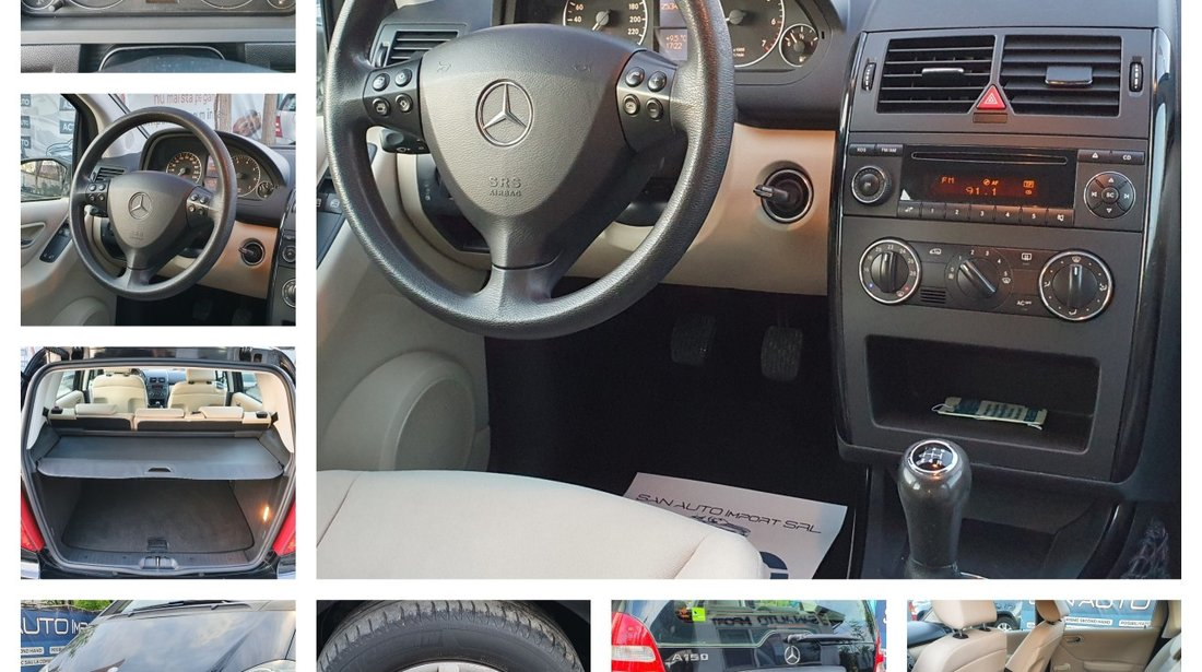 Mercedes A 150 1.5 2005