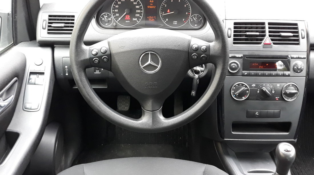 Mercedes A 150 Benzina 95Cp.Euro4.Klima.95.000Km 2006