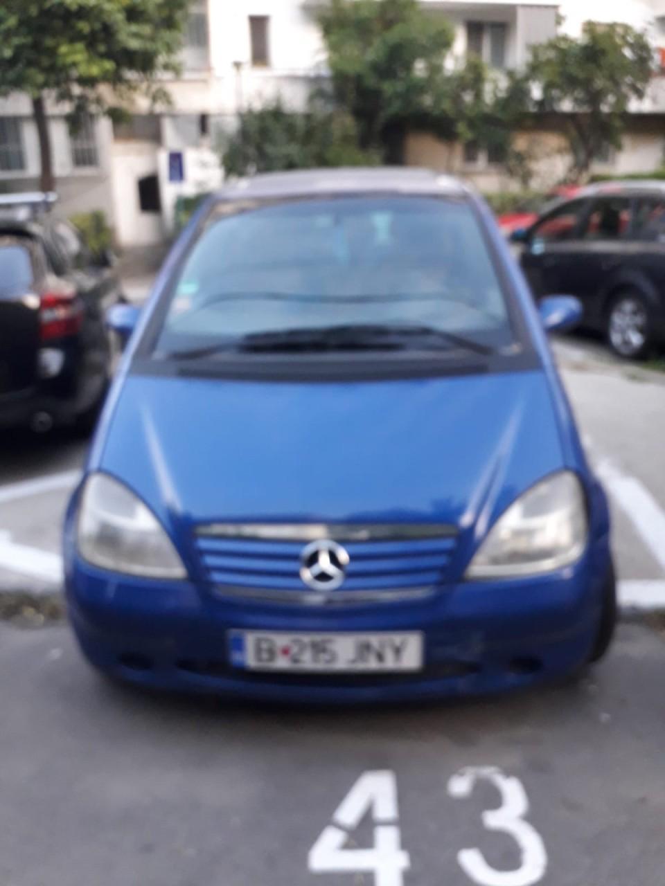 Mercedes A 160 1.6 1999