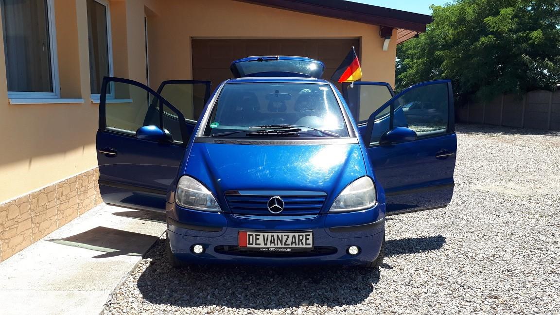 Mercedes A 170 1.7 CDI 2001