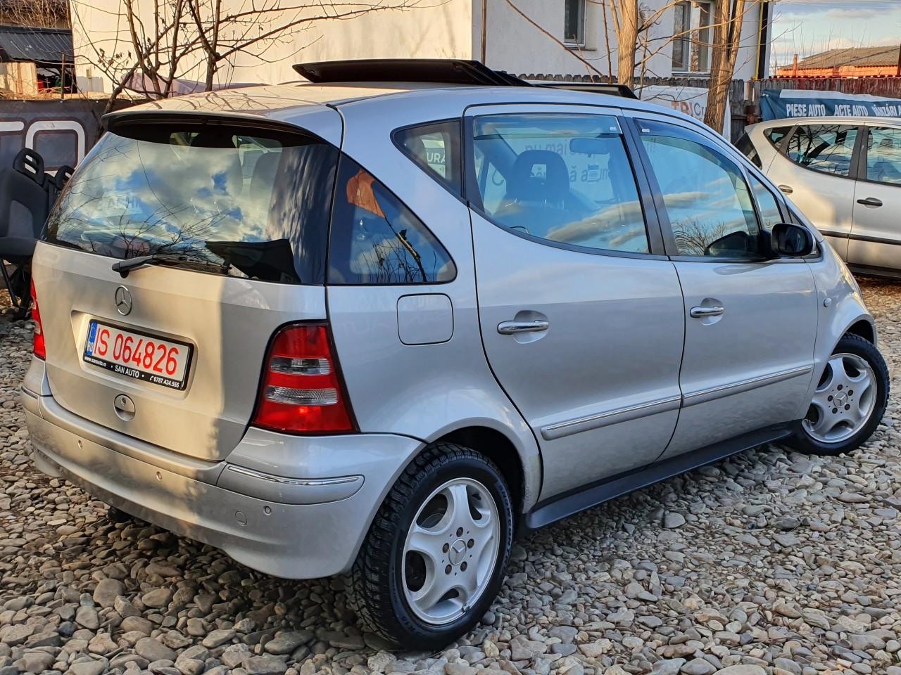 Mercedes A 170 1.7 CDI 2002