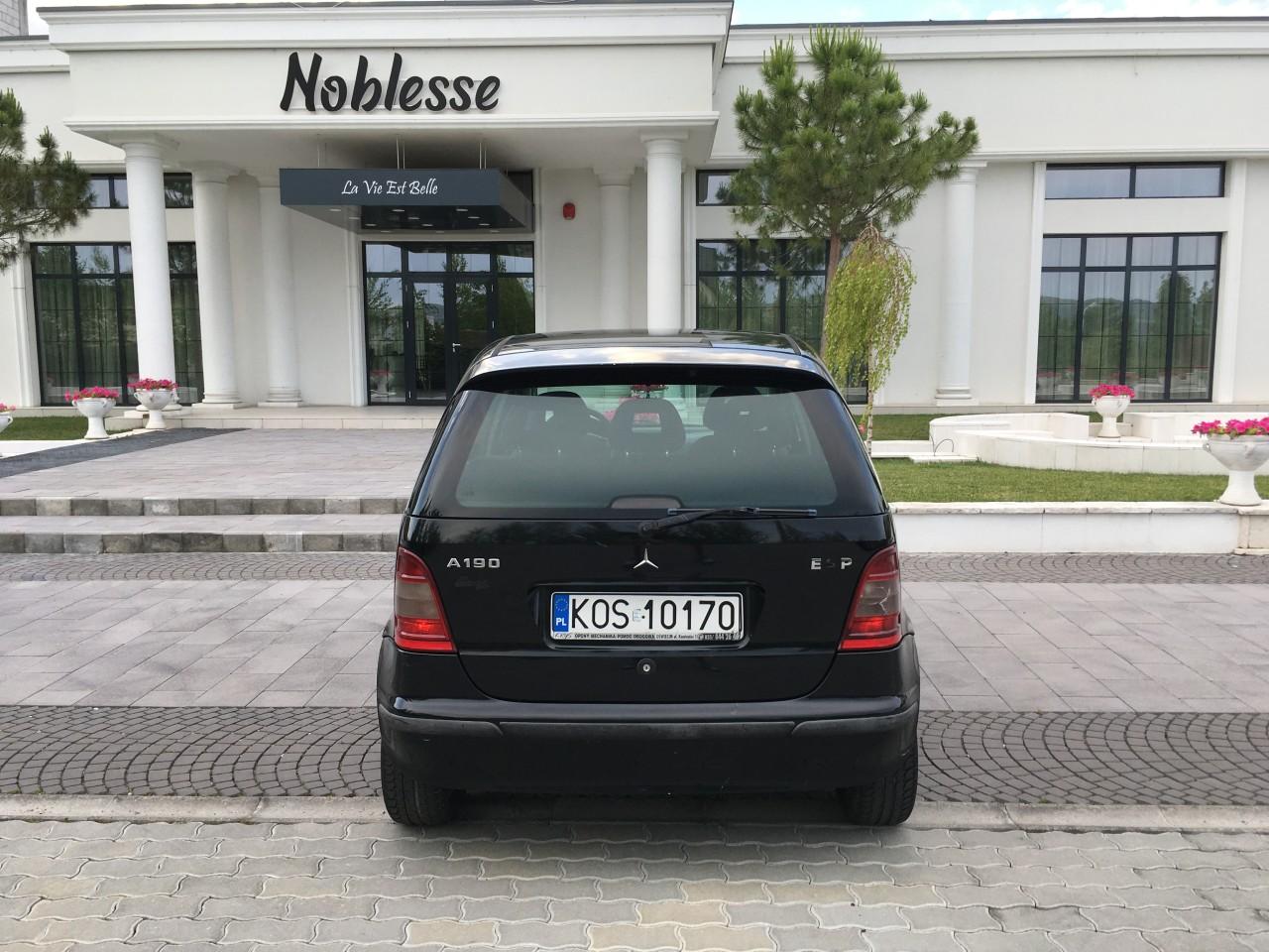 Mercedes A 190 1,9i 2001