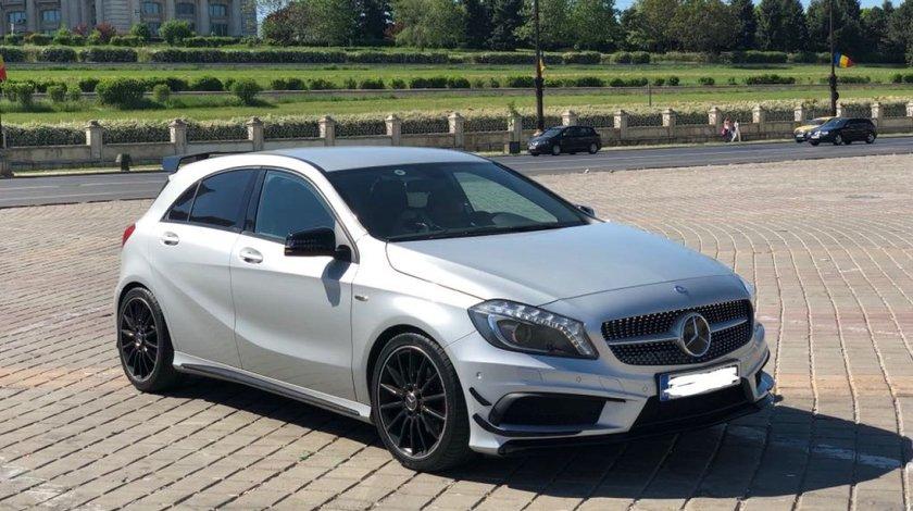 Mercedes A 200 1.6 T 2013