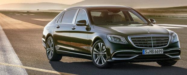 Mercedes a batut din nou Audi si BMW. E cea mai vanduta marca auto de lux