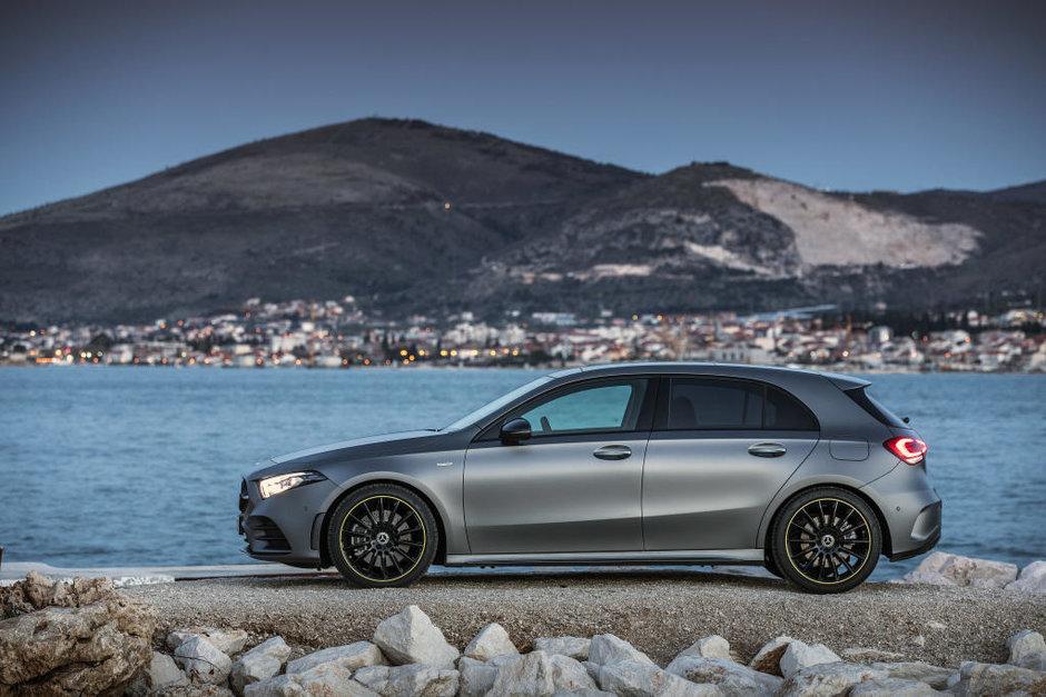 Mercedes A-Class - Galerie foto noua