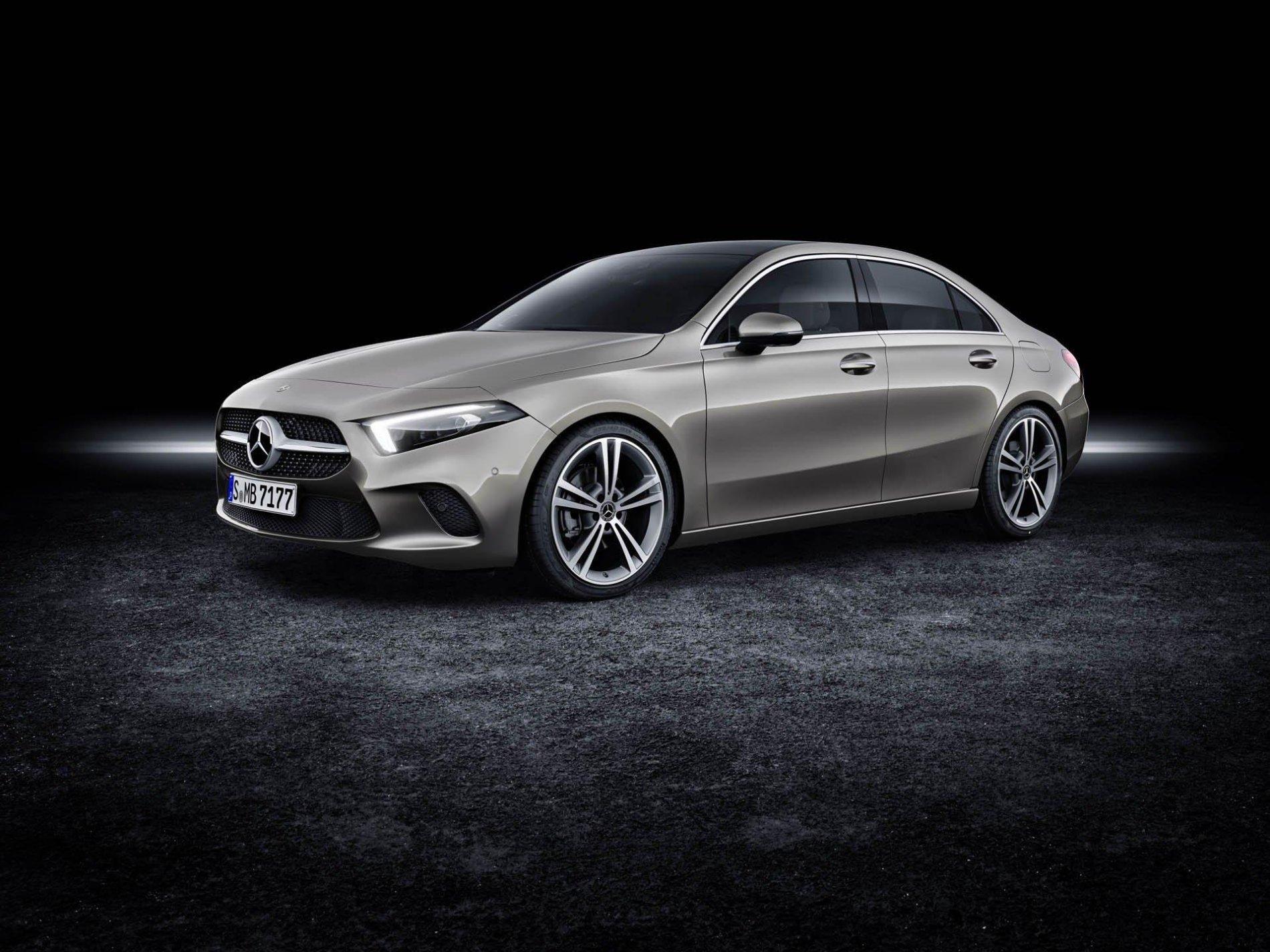 Mercedes A-Class Sedan - Mercedes A-Class Sedan