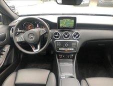 Mercedes A-Class stricat dupa doar 1.305 km