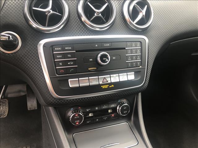 Mercedes A-Class stricat dupa doar 1.305 km - Mercedes A-Class stricat dupa doar 1.305 km
