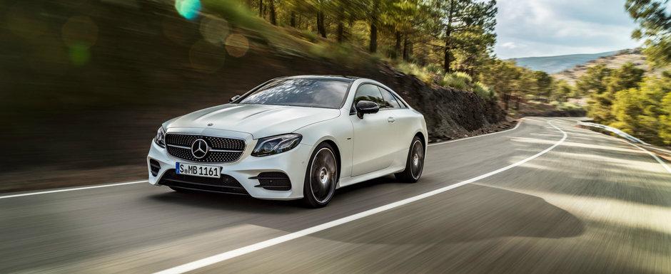 Mercedes a confirmat lansarea noului E-Class Cabrio la Salonul Auto de la Geneva