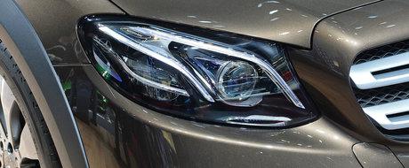 Mercedes a copiat Audi atunci cand a lansat acest model. Cu cat se vinde el pe piata din Romania