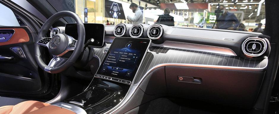 Mercedes a copiat Audi cand a creat aceasta masina. Cum arata in realitate