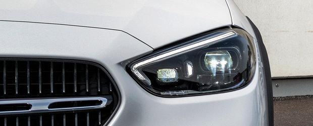 Mercedes a copiat Audi cand a creat aceasta masina. Cat costa in Romania