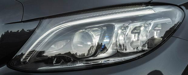 Mercedes a copiat Audi cand a lansat aceasta masina. Acum se pregateste s-o faca din nou