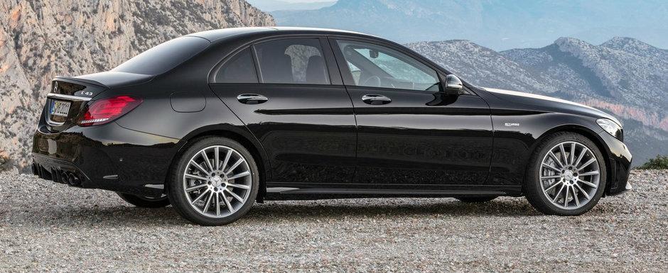 Mercedes a ieftinit noul C-Class cu aproape 6.000 de euro. Uite cat costa acum in Romania modelul german de lux