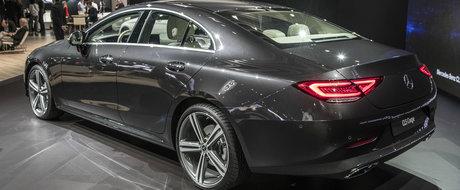 Mercedes a ieftinit noul CLS cu aproape 8.000 de euro. Cat costa acum in Romania automobilul german