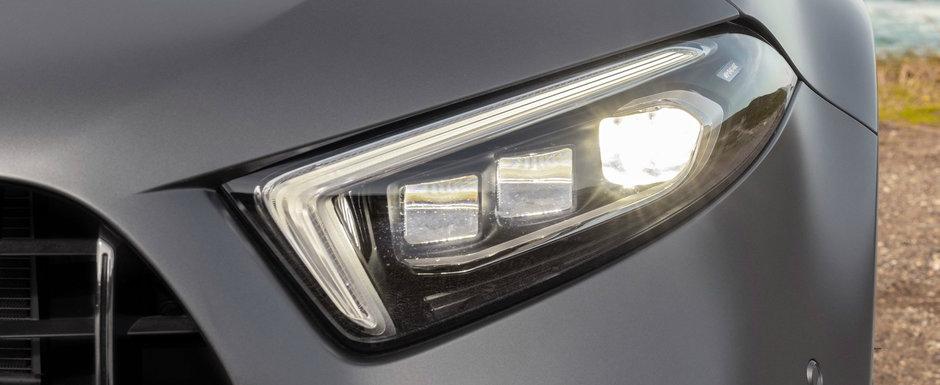 Mercedes a inceput constructia celei mai puternice masini cu motor de 2.0 litri la fabrica de langa Romania. POZE REALE