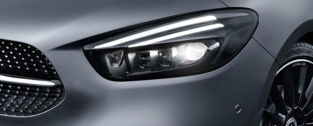 Mercedes a inceput sa vanda o noua masina in Romania. E printre cele mai ieftine din gama nemtilor