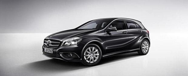 Mercedes A-Klasse primeste versiunea diesel A180 CDI BlueEfficiency