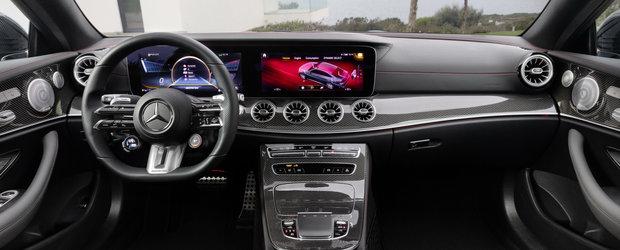 Mercedes a lansat astazi masina al carei interior ni l-a aratat saptamana trecuta. FOTO