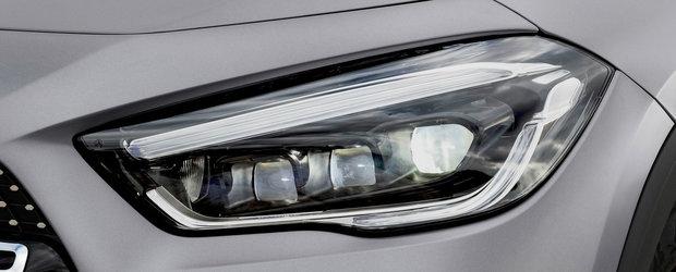 Mercedes a lansat si pe piata din Romania cea mai noua masina a companiei. Preturile pornesc de la...
