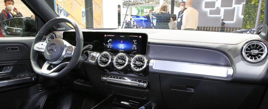 Mercedes a publicat acum toate pozele posibile si imposibile: nemtii ofera pentru prima data in Europa masina asta! Cum arata in realitate