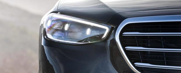 Mercedes a scos la vanzare un S care consuma doar 0.6 la suta. Limuzina nemtilor are insa peste 500 de cai sub capota