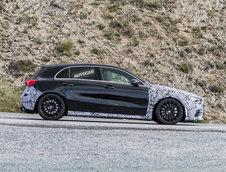 Mercedes A35 AMG - Noi Poze Spion