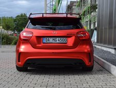 Mercedes A45 AMG by Folien Experte