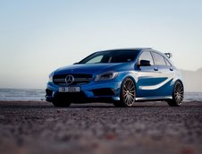 Mercedes A45 AMG by Vossen