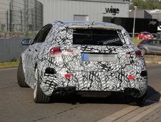 Mercedes A45 AMG in versiunea de productie