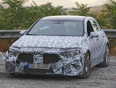 Mercedes A45 AMG - Noi poze spion
