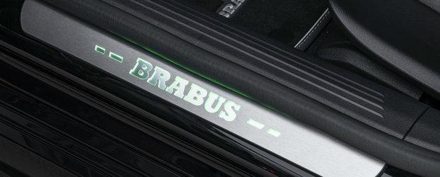 Mercedes-AMG A35 tunat de Brabus. Cu modificarile astea face suta in 4.4 secunde
