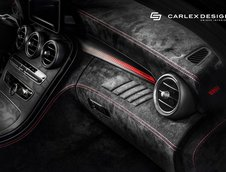 Mercedes-AMG C43 AMG cu interior Carlex