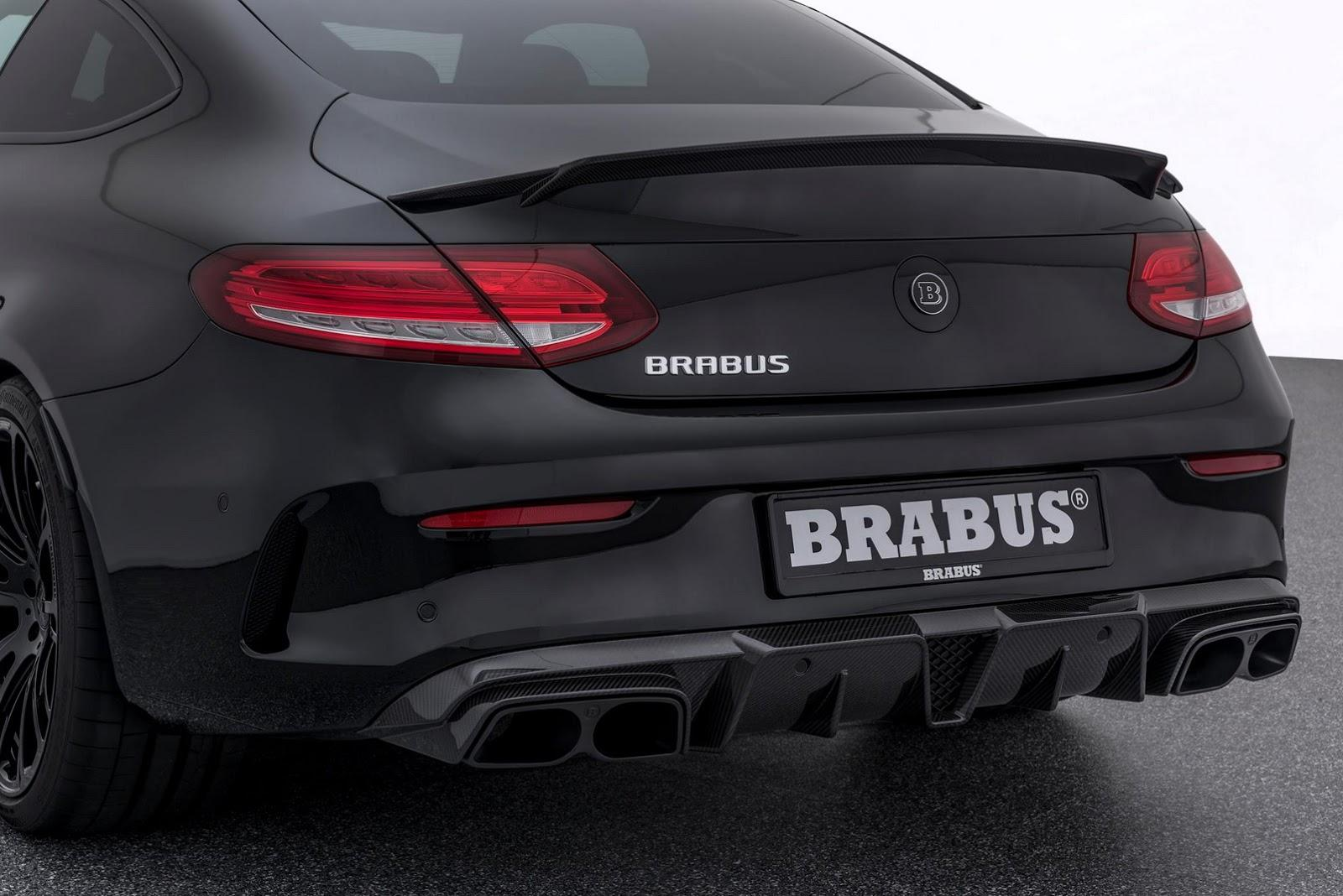 Mercedes-AMG C63 S by Brabus - Mercedes-AMG C63 S by Brabus