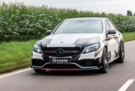 Mercedes-AMG C63 S de la G-Power
