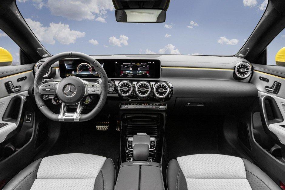 Mercedes-AMG CLA 35 Shooting Break