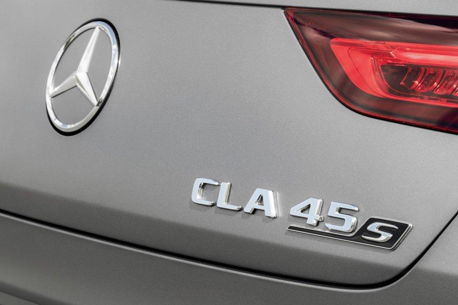 Mercedes-AMG CLA45 Shooting Break