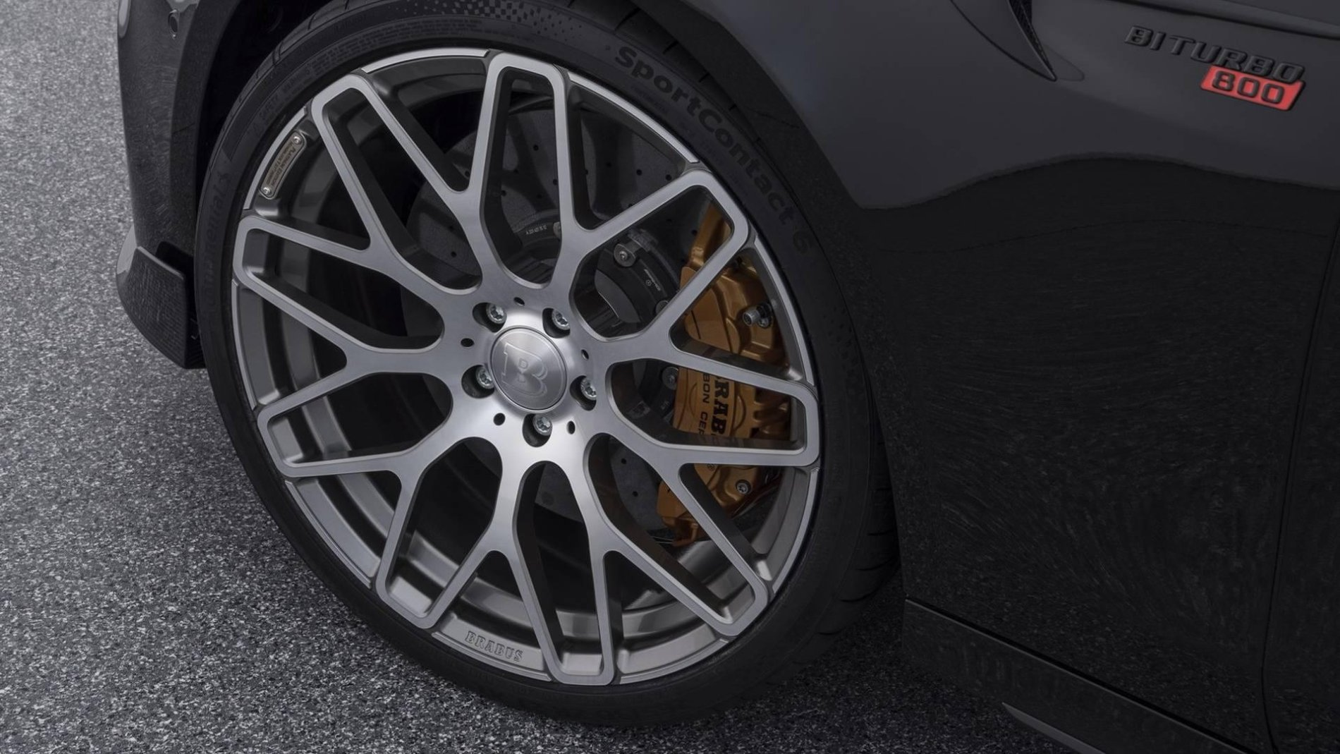 Mercedes-AMG E63 S by Brabus - Mercedes-AMG E63 S by Brabus
