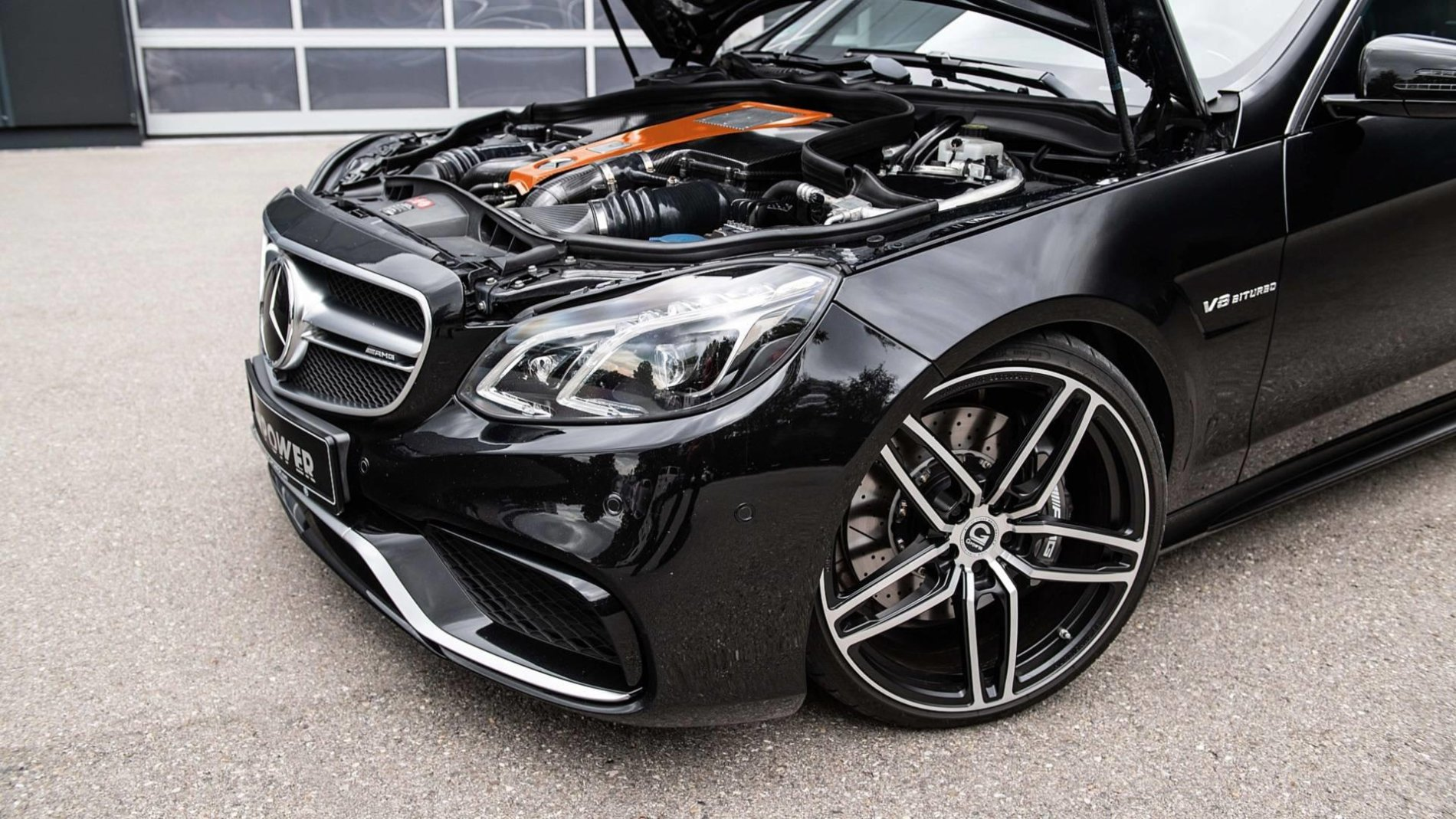 Mercedes-AMG E63 S by G-Power - Mercedes-AMG E63 S by G-Power