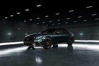 Mercedes-AMG E63 S de la Brabus