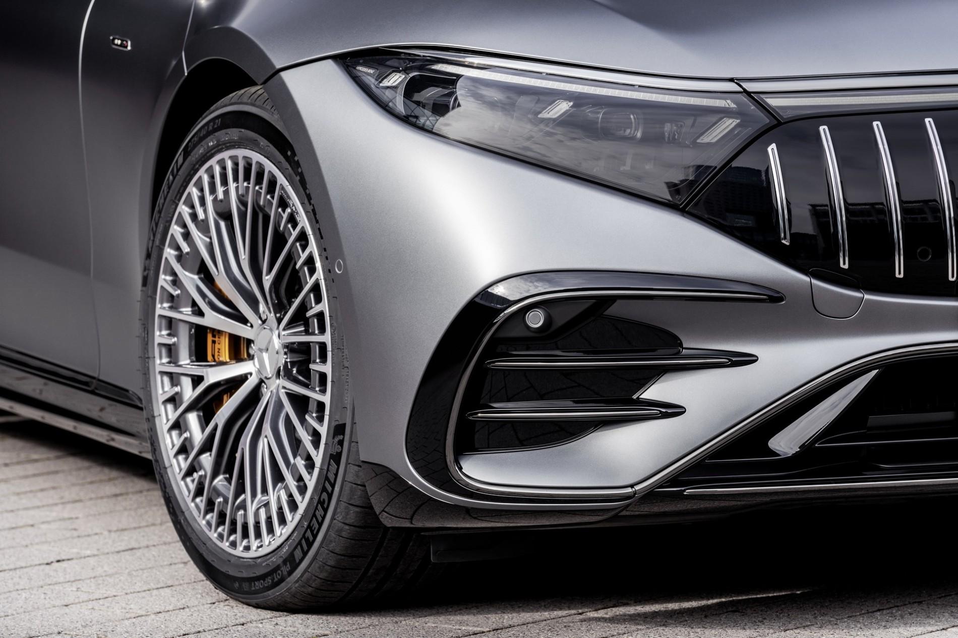 Mercedes-AMG EQS 53 4MATIC+ - Mercedes-AMG EQS 53 4MATIC+