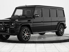 Mercedes-AMG G63 by Inkas
