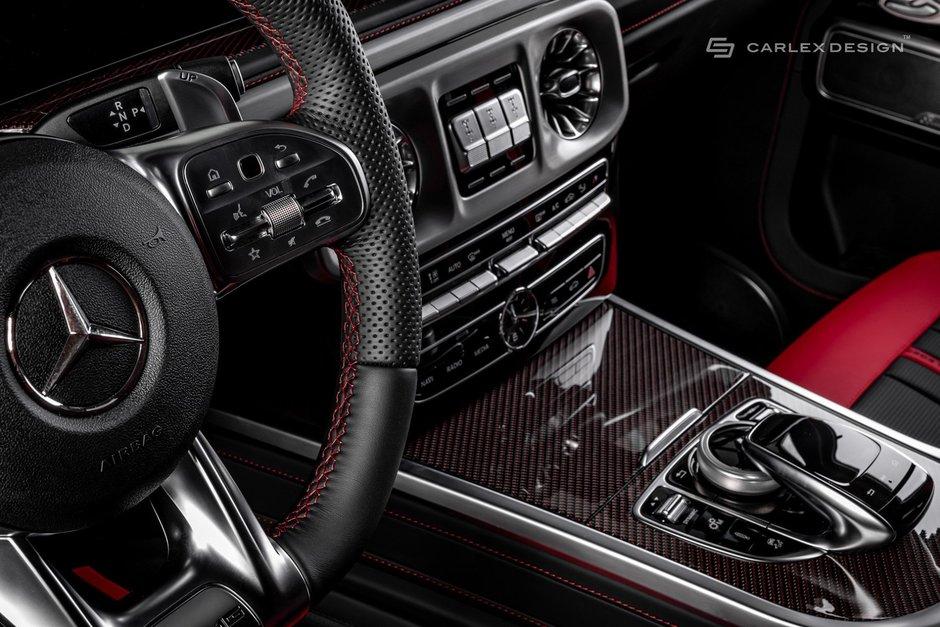 Mercedes-AMG G63 de la Carlex