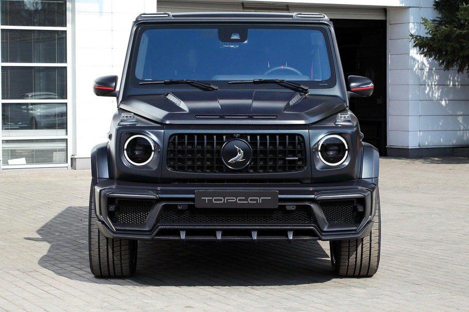 Mercedes-AMG G63 Inferno