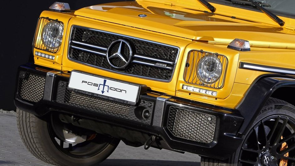 Mercedes-AMG G63 RS 850 by Posaidon
